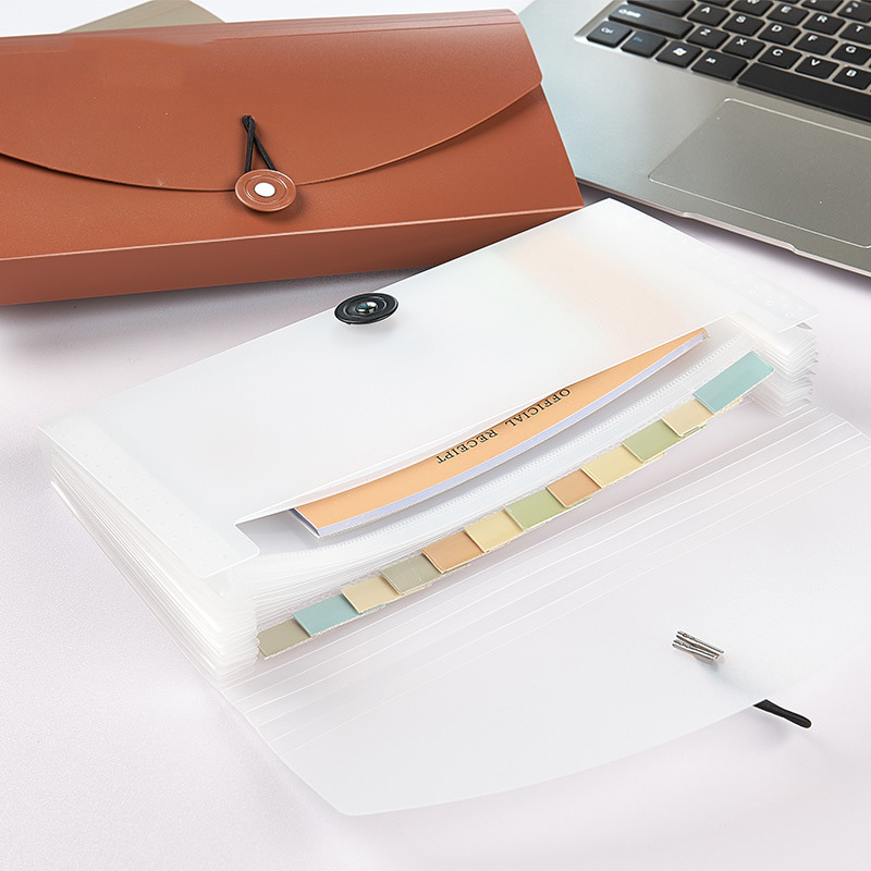 12 Labels Bill Tickets Folders Expanding Wallet Business Document Bags with Elastic Tie Rope Office School Supplies Stationery12 Labels Bill Tickets Folders Expanding Wallet Business Document Bags with Elastic Tie Rope Office School Supplies Stationery