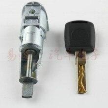 Cylindre de verrouillage de porte avant gauche, cylindre pour serrure centrale superbe de Skoda Octavia