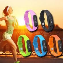 New E06 Smartband intelligente bracelet bracelet Fitness tracker Bluetooth 4.0 fitbit flex montre pour ios android mieux que mi bande
