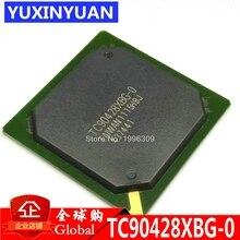 2pcs Nuovo TC90428XBG 0 TC90428XBG O LCD TC90428XBG TC90428 TC90428XBG 0 BGA IN MAGAZZINO
