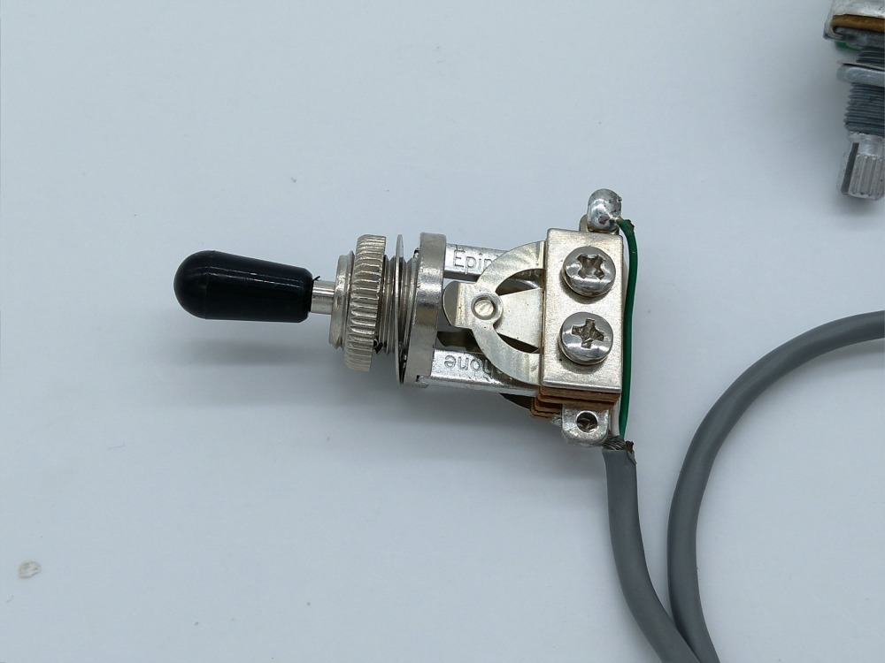 guitar Pickups Wiring Harness Push Pull Switch Potentiometers 1 ...