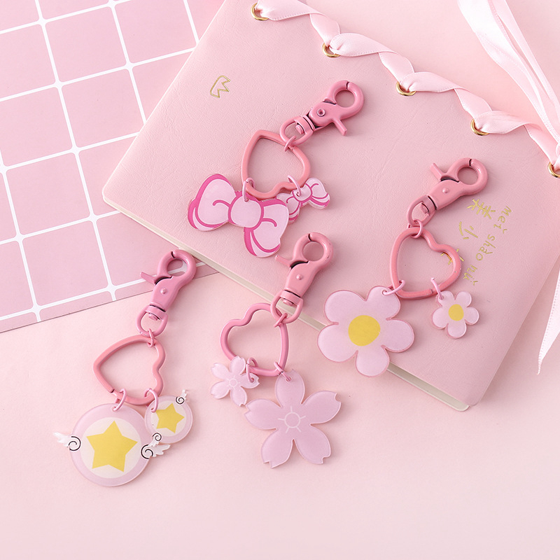 Fashion Pink Travel Accessories Portable Multifunction Unisex Key Security Security Parts Suitcase Pendant Decoration Organizer