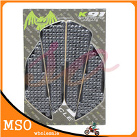 Motorcycle Accessories Fuel Tank Side Knee Pads Slip Stickers Skid For SUZUKI GSXR1000 K1 K3 K5 K7 K9 TL1000 DL1000