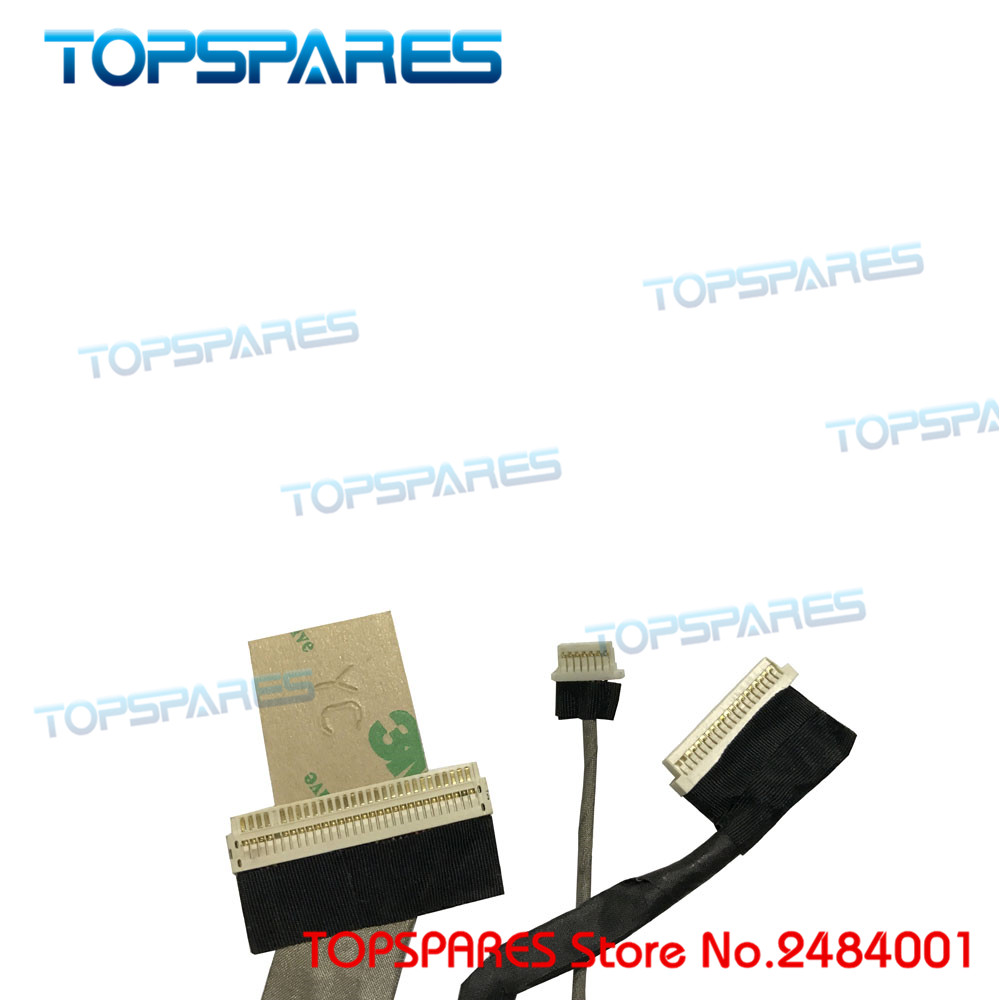 NEW LAPTOP LCD LVDS FLEX CABLE FOR COMPAQ PRESARIO C700 G7000 IBL80  DC02000FM00 454919 001 Display Cable-in Computer Cables & Connectors from  Computer ...