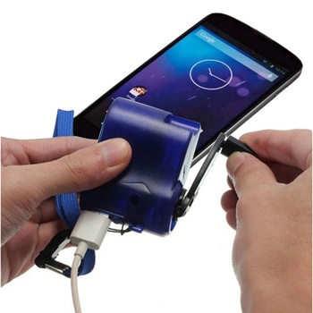 Emergency Mobile Hand Charger