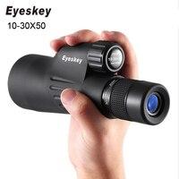 10 30X50 HD Zoom Telescope Binoculars Monocular Bird Watch High quality Nitrogen Waterproof For Hunting Shockproof Hot Selling