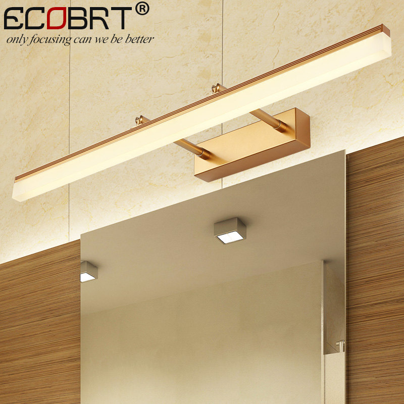 Modern New Indoor LED Wall Lamps in Bathroom 9W 12Watts Adjustable Beam Angle Home Indoor LED Mirror Lights AC 220v