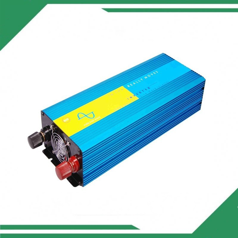 цена на Dc 48v to ac 220v 2500W inverter pure sine wave inverter/ DC to AC Off-grid solar power inverter 2500W onduleur solaire hybride