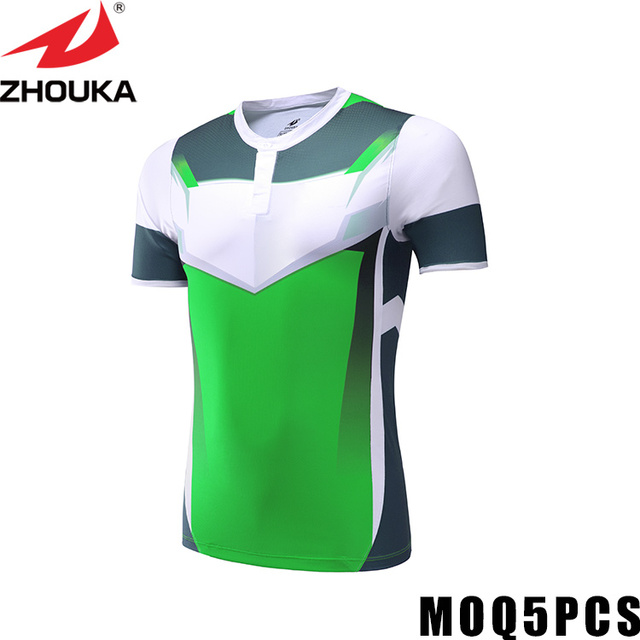 ce6b5a9d4f4 Customized professional wholesale soccer jersey Club mens personalized  soccer shirts tshirt manufacturer soccer jersey no brand