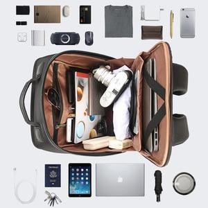 Image 4 - BOPAI Brand Men Laptop Backpack USB External Charge Computer Shoulders Anti theft Backpack 15 Inch Waterproof Laptop Backpack