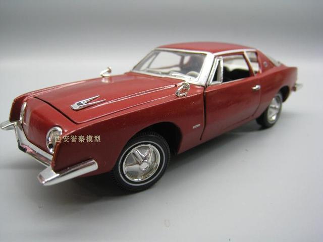 Signature 1 32 1963 Studebaker Avant Alloy Toy Car Toys For Children