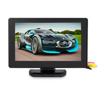 Centechia 4 3 Color TFT LCD 1024x768 High Resolution 2 Channel Video Input Display Monitor Screen