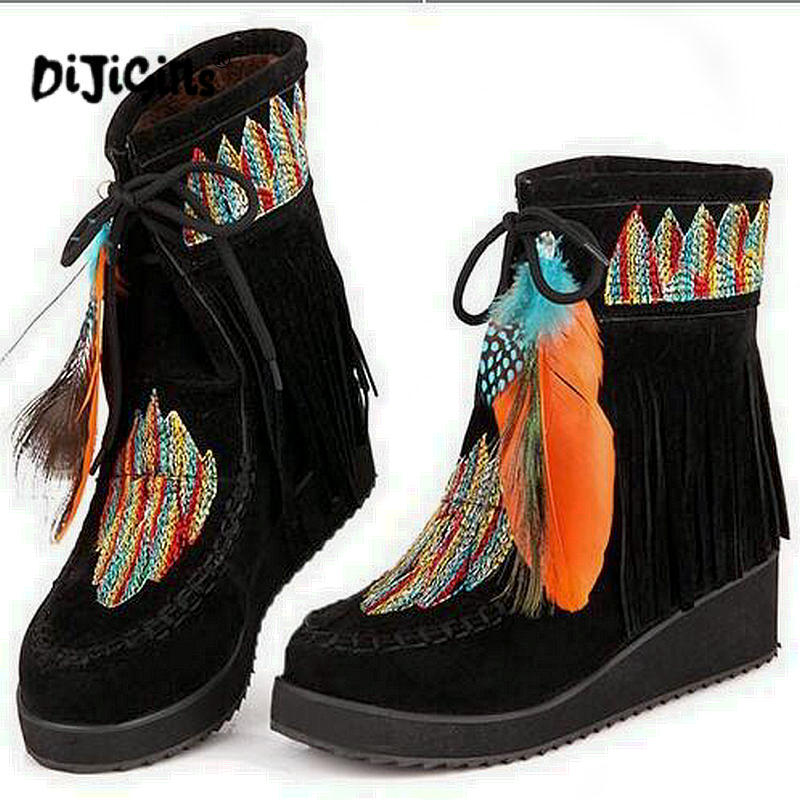 Online Get Cheap Indian Fringe Boots -Aliexpress.com | Alibaba Group