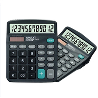TRULY authentic 837 12 electronic calculator big screen big button classic computer