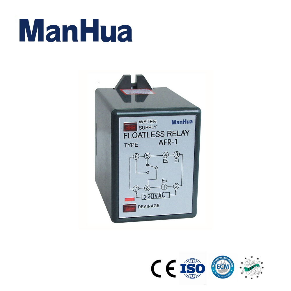 manhua water supply floatless relay 220vac 50 60hz afr 1 water level controller [ 1000 x 1000 Pixel ]