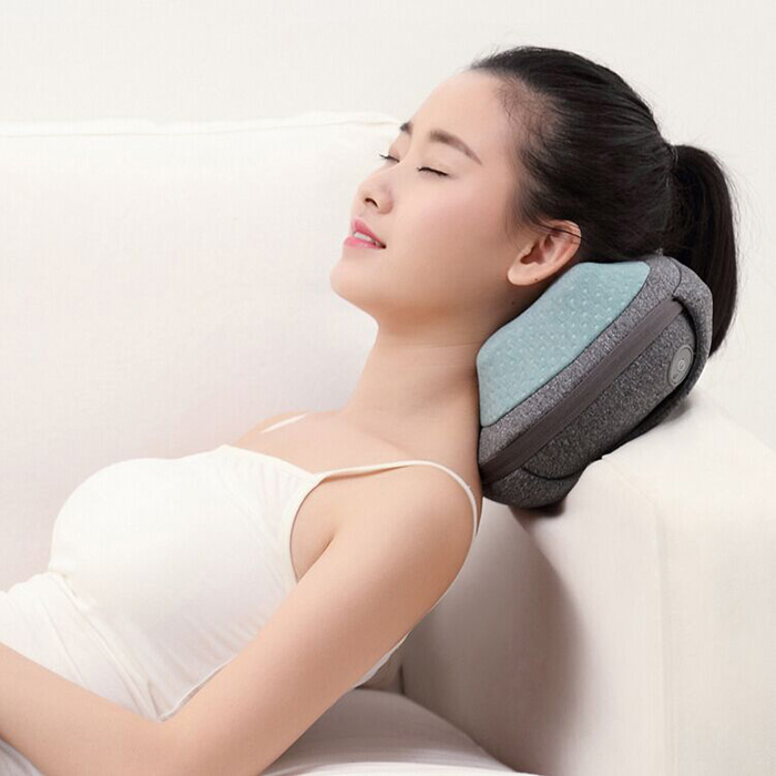 Handauflagen Xiaomi Youpin Leravan Drahtlose Temperatur Leistungsstarke 3d Massage Kissen Stilvolle Pom Für Wärme-beständig Umwelt