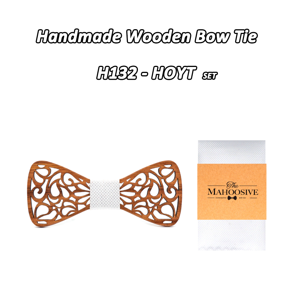Mahoosive New Floral Wooden Bow Ties for Males Bowtie Hole Butterflies Marriage ceremony go well with picket bowtie Shirt krawatte Bowknots Slim tie HTB17MJ4uDtYBeNjy1Xdq6xXyVXaz
