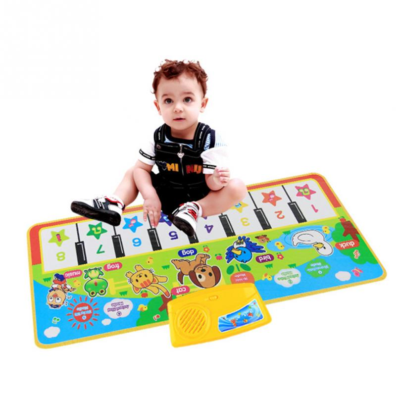 TONQUU Carpet Educational Baby Kid Child Music Play Mat