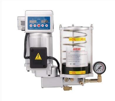 Pompe de lubrification au beurre à contrôle automatique MIRAN RGH-1232-300TB 3L 3 litres avec alarme sonore