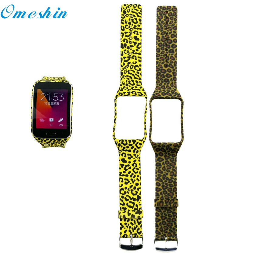 OMESHIN Factory Price Replacement Watch Wrist Strap Wristband for Samsung Galaxy Gear S R750 June20 Drop Shipping