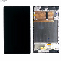 LPPLY LCD Assembly For ASUS Memo Pad 7 Me572 Me572c Me572cl Me572k LCD Display Touch Screen