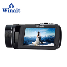 Winait Super high quality 3″ TFT display digital video camera 24mp 120x zoom Full HD 1080p DV Camcoder DVR New Hot