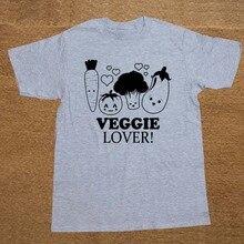 """""""Veggie Lover!"""" men's t-shirt"""