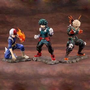 Image 5 - My Hero Academia Bakugou Katsuki Action Figure 1/8 รูป Two Face การต่อสู้ Ver. Bakugou Katsuki PVC ของเล่นรูป