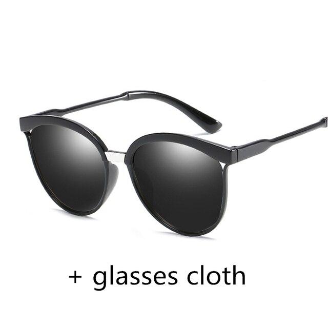 2018 Candies Brand Designer Cat Eye Sunglasses Women Luxury Plastic Sun  Glasses Classic Retro Outdoor Oculos De Sol Gafas-in Sunglasses from  Women\'s ...