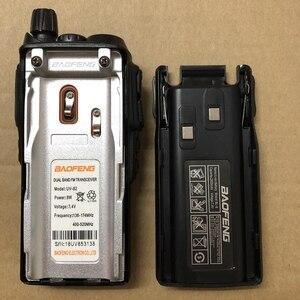 Image 2 - Baofeng UV 82 talkie walkie batterie 2800mAh 3800mAh li batterie 7.4V pour Baofeng talkie walkie