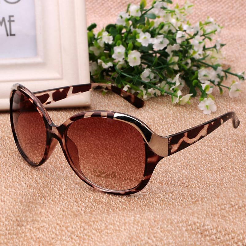Moda Oval Óculos De Sol Mulheres Marca Grife Grandes Óculos de Armação Para  As Mulheres Gafas de sol Mujer Lunettes Oculos de Alta Qualidade 4b30cb4661