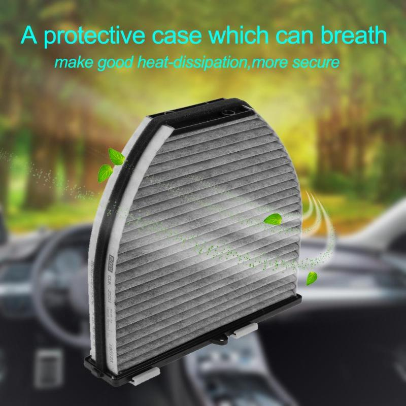 1Pcs Activated Carbon Cabin Air Filter for Mercedes-Benz W204 W212 2128300318 Car Styling Auto Replacement Parts Air Filters New pentius ultraflow cabin air filter page 5