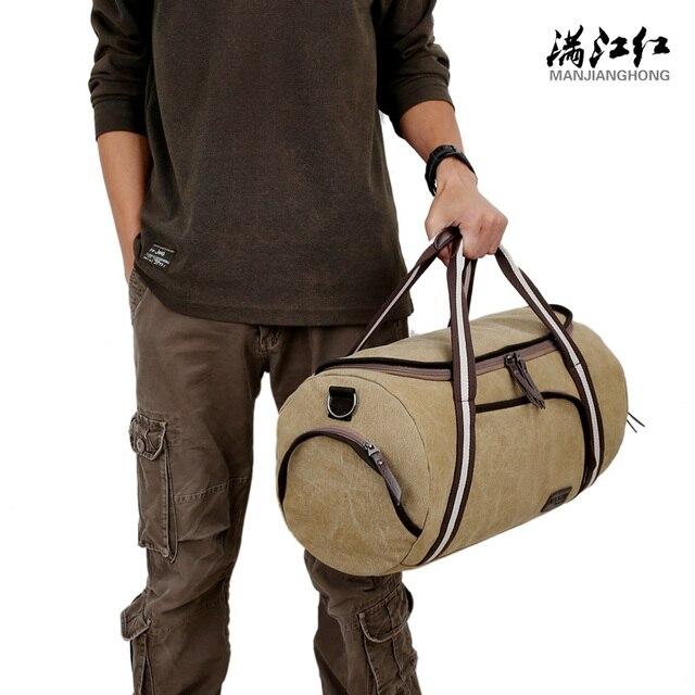 Белка мода холст сплошной нью-унисекс большой емкости путешествия cross body классика молодежи свободного покроя старинные европейский стиль мужчины сумку