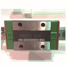 Оригинал HIWIN EGH25CA слайдер блок EGH25CA для 25 линейных направляющих