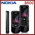 8600 abierto original nokia 8600 luna mobile inglés ruso teclado e idioma del teléfono celular envío gratis garantía un año