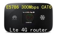 Huawei E5786 300Mbps LTE Cat6 Cat4 4g Lte MiFi Router Cat6 4g Lte Dongle Pk E5776
