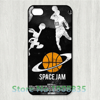 Space Jam 7 Fashion Cell Phone Case Cover For Iphone 4 4s 5 5s Se 5c