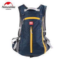 Naturehike Cycling Bike Bicycle Hiking Backpack Water Resistant Lightweight Travel Backpack 15L