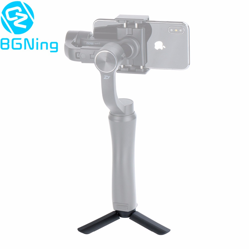 Mini Tripod Stand Portable Folding Desktop Handle Selfie Stick Tripod Mount Stabilizer for Smartphones//Action Camera