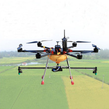 5L agricultural spraying machine spraying plant protection multi-rotor UAV plant protection spray to fight drugs