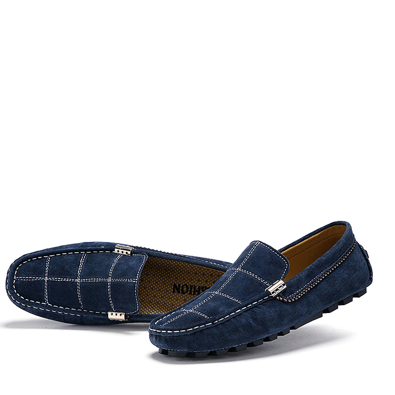 Brand New Fashion Summer Spring Men Driving Shoes Loafers Real Leather Boat Shoes Breathable Male Casual Flats Loafers 2#D30 2017 new fashion summer spring men driving shoes loafers real leather boat shoes breathable male casual flats