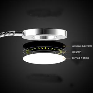 Image 4 - ملحقات ماكياج دائم بإضاءة Led أدوات مصباح الوشم للوازم Microblading الحاجب رمش تمديد صالون تجميل