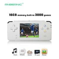 2019 RS97 Portable Video Handheld Game Console Retro 64 Bit 3 Inch 3000 Video Game Retro Handheld Console to TV RS 97 RETRO GANE