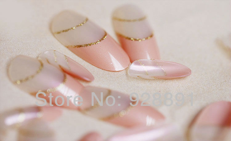 French Tip Nail Designs 1