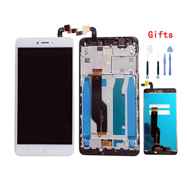 1a83dcf3b477 For Xiaomi Redmi Note 4X Xiomi Note4X OEM LCD Screen and Digitizer +  Assembly Frame Smartphone Display Touch Replace Par