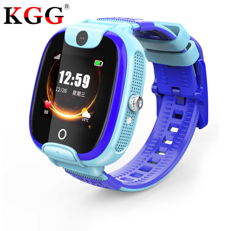 2019 New Smart Watch Kids IP67 IPS Screen SOS Call Phone Watch Child GPS SeTracker Anti-Lost Postioning Devices PK DF25