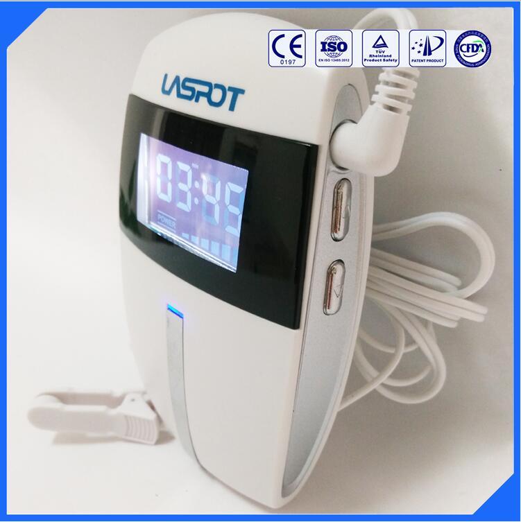 CES sleep aid dispositivo de tratamento não-invasivo estimulador cerebral AT-9