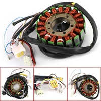 Areyourshop Motocycle Generator Magneto Stator Coil For Polaris Sportsman 400 500 HO 4x4 Carb 04 13 3089249 3089546 3089965