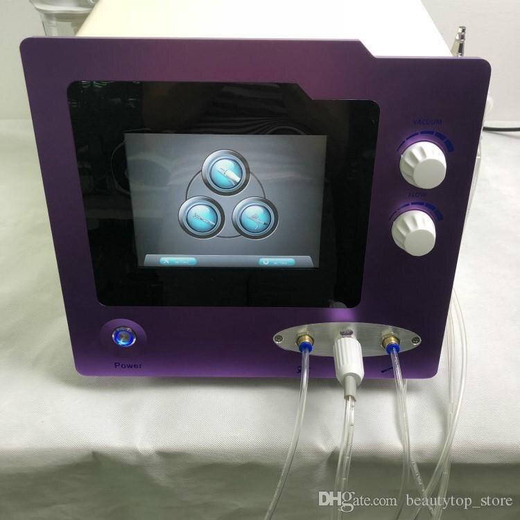 2019 New 3 In1 Portable Beauty Machine Oxygen Skin Care Water SPA Machine