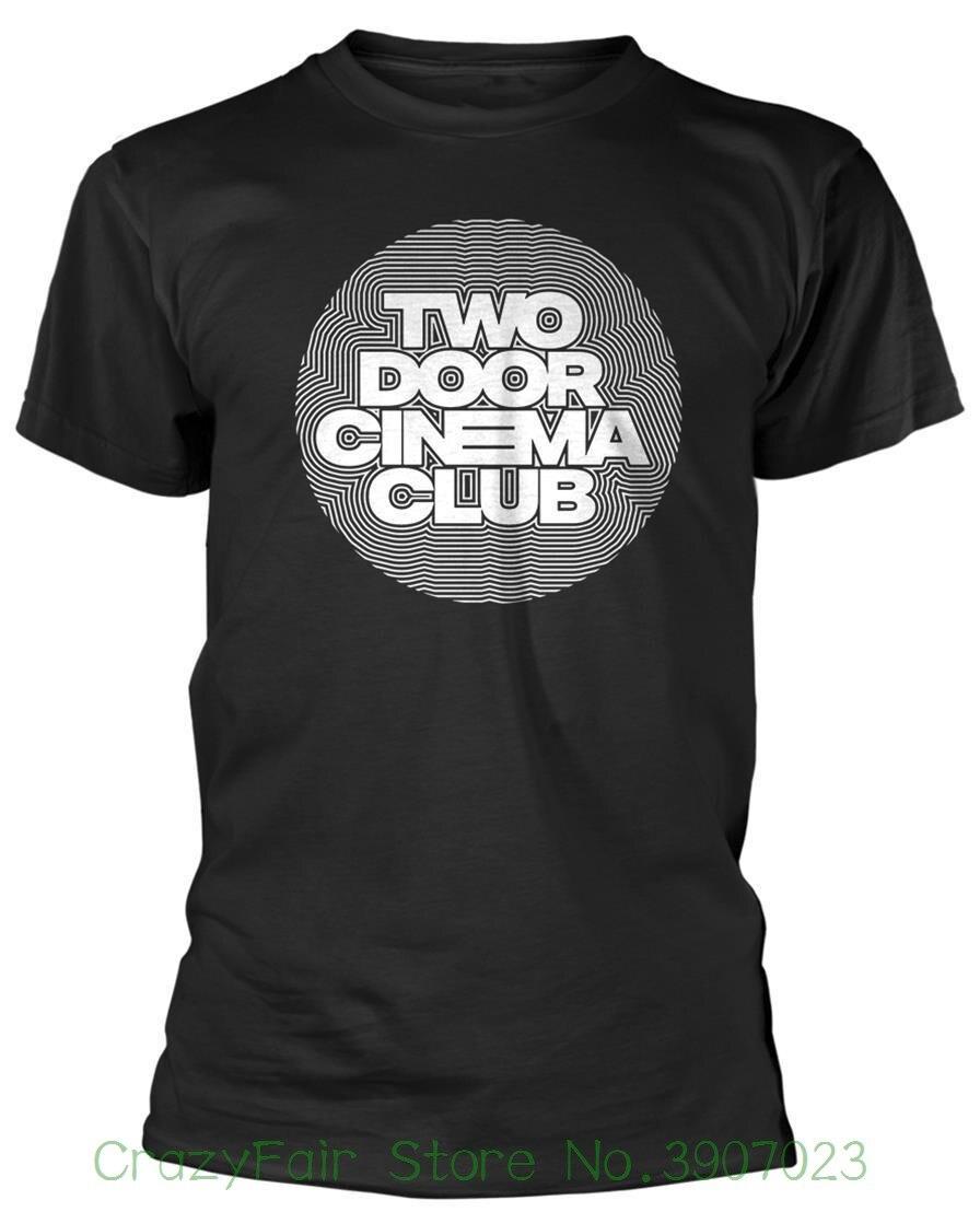 Two Door Cinema Club seismic T-shirt - Nuevo Y Oficial Harajuku Funny Men Tee Shirts